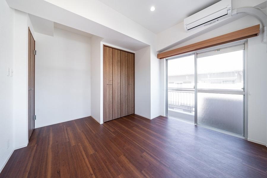 千葉県 フルリノベーション 寝室