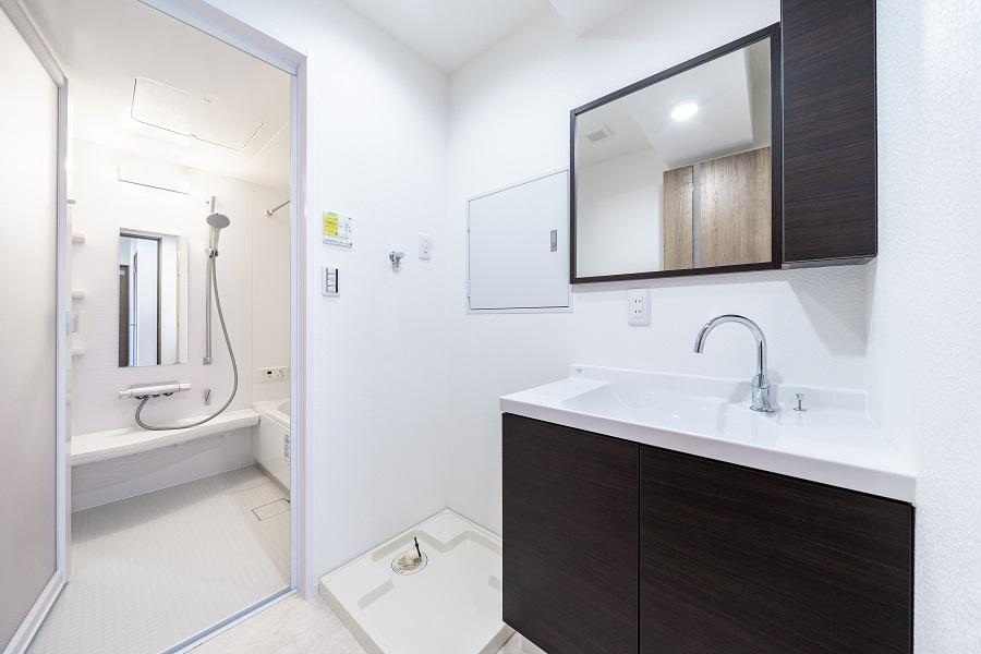 千葉県 フルリノベーション 浴室