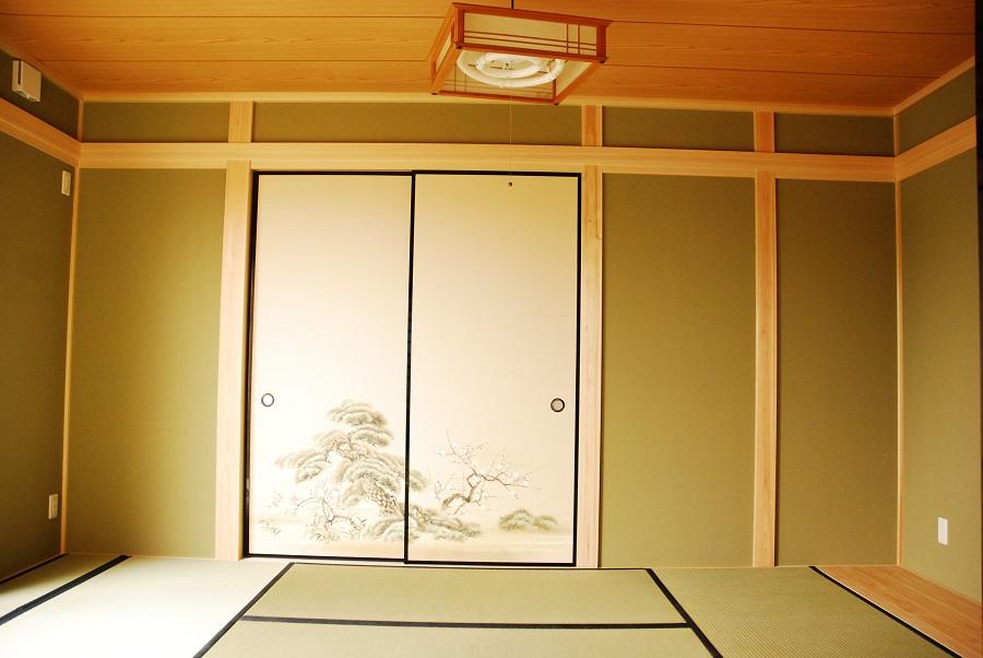 新築戸建て 和室