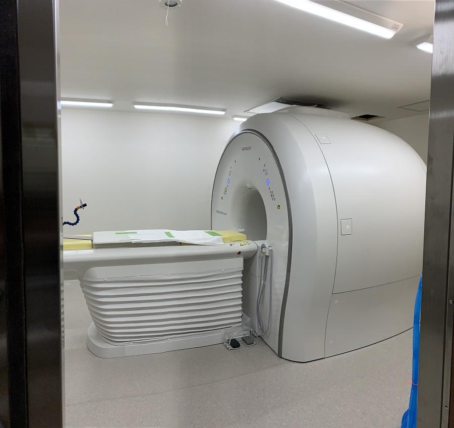 MRI 室