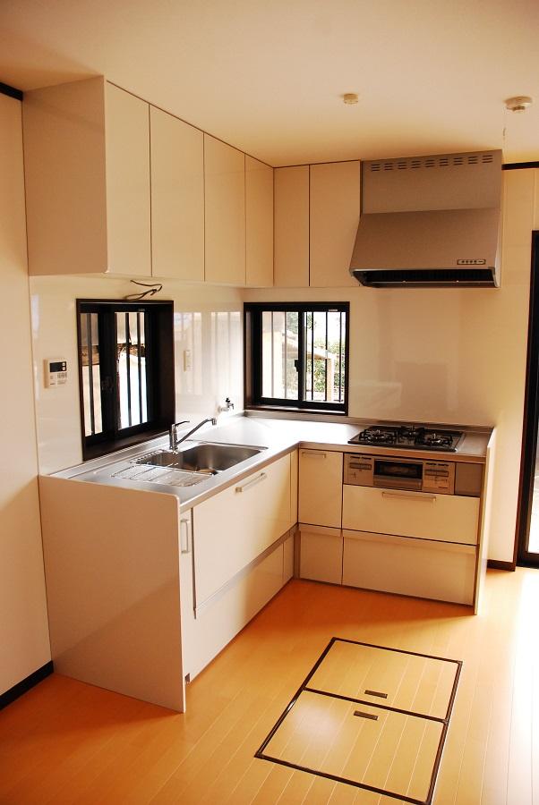 新築戸建て キッチン