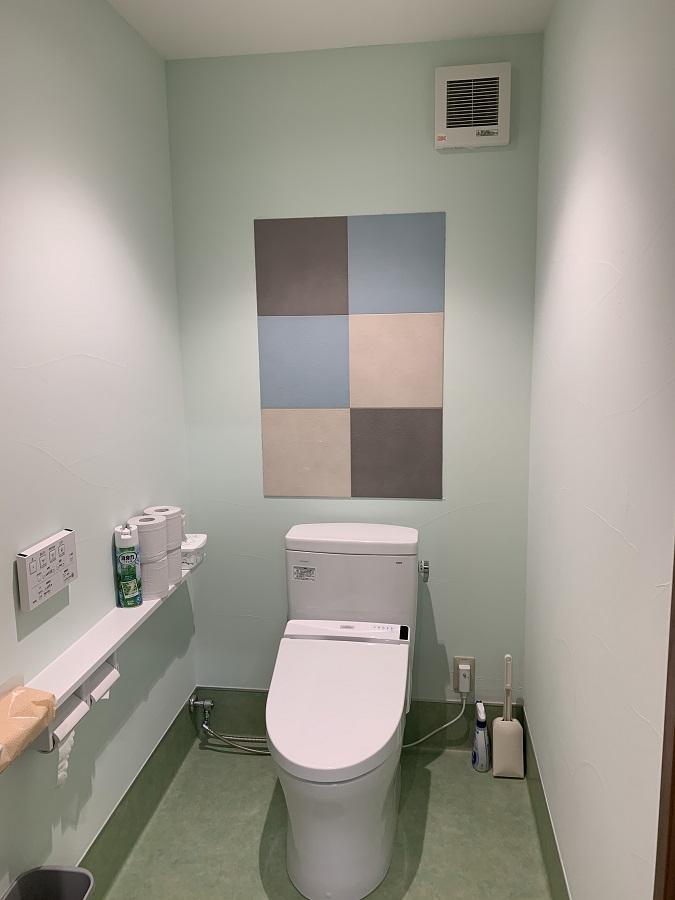 トイレ 男子
