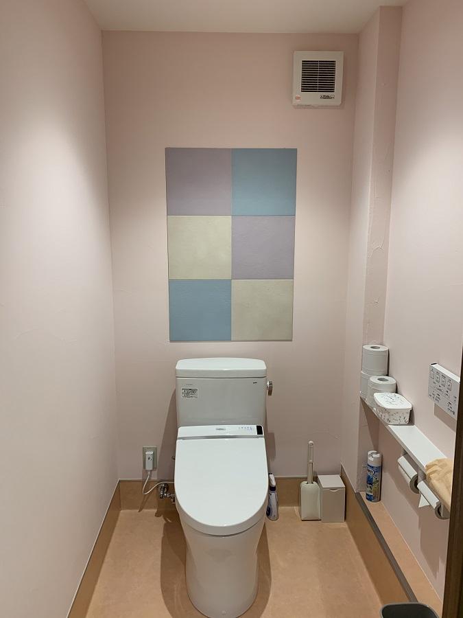 トイレ 女子